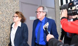 Geoffrey Rush Says He Was 'Distraught' Over Paper's Articles