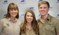 'Crocodile Hunter' Steve Irwin's Family Launch New Show