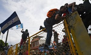 Trump Is Reducing Aid to Honduras, El Salvador, Guatemala for Failure to Stop Illegal Immigrants