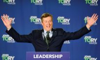 Tory Cruises to Victory in Toronto Mayor Election