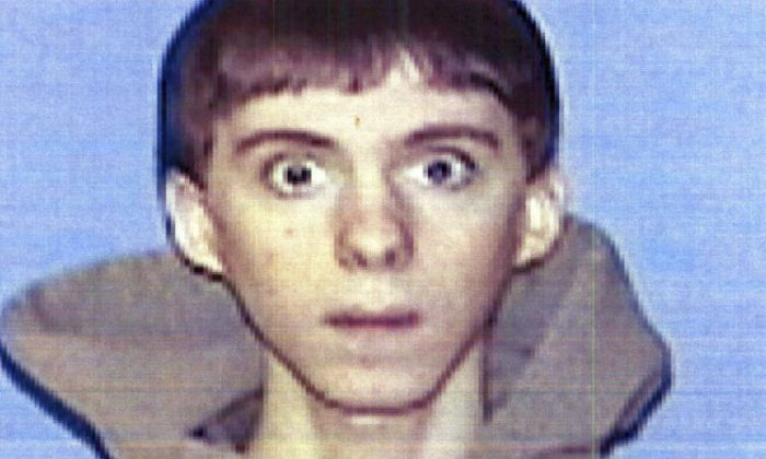Former Western Connecticut State University student Adam Lanza, who authorities said opened fire inside the Sandy Hook Elementary School in Newtown, Conn., in 2012. (AP Photo/Western Connecticut State University, File)