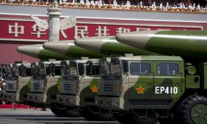 Chinese Military Build-Up Aimed at Ousting US Forces From West Pacific: Think Tank