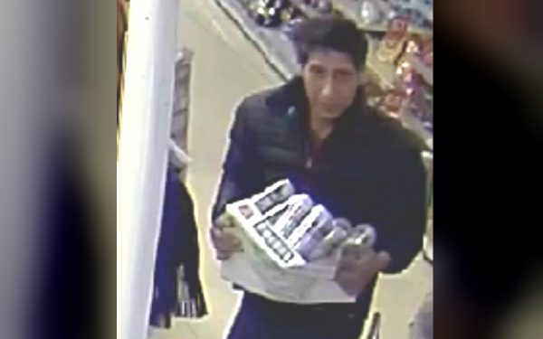 Wanted Schwimmer lookalike