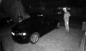 Surveillance Video Showing Tesla Getting Stolen Suggests Security Flaw, Owner Says