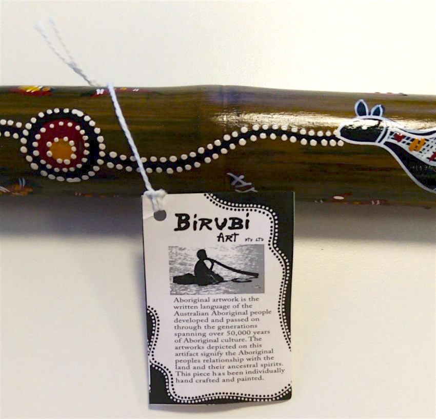 Birubi fake Indigenous Australian art 1