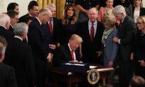 Trump Signs $6 Billion Package of Bipartisan Opioid Bills