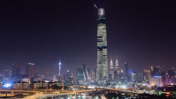 Kuala Lumpur Tun Razak Tower
