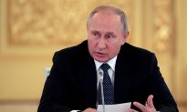 'Don't Tell Anyone': Putin Jokes About Russia Interfering in 2020 Election