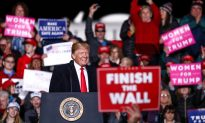 In Photos: Trump Rally in Mosinee, Wisconsin