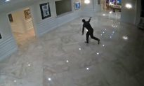 Video Shows Trump Hotel Shooter on Rampage, Gun Fight With Police