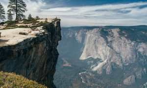 Bodies Found After Couple Falls Thousand Feet Off Yosemite Cliff