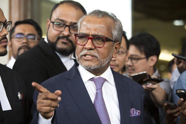 lawyer Muhammad Shafee Abdullah