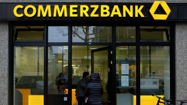 A local branch Commerzbank