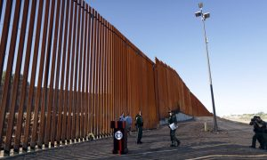 Texas Border Wall Project Awarded, Slated to Start in February