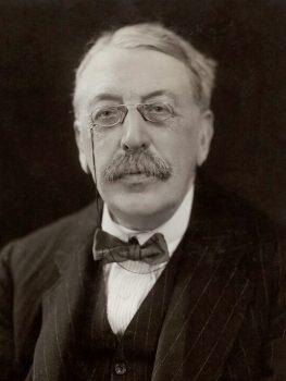 Sir Charles Villiers Stanford in 1921