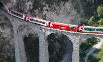 Mountain Hopping in Switzerland Aboard the Glacier Express