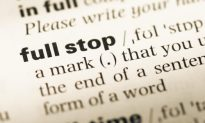 Why We Should Learn to Love the Full Stop