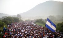 Migrant Caravan Ad Circulating in Honduras Calls for Jan. 15 Departure
