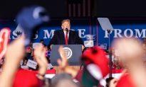 In Photos: Trump Rally in Murphysboro, Illinois