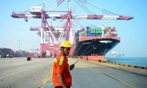 A Growth Dilemma: China on an Economic Seesaw