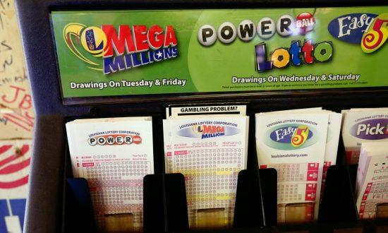 Single Ticket Wins a $530 Million Jackpot