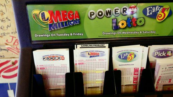lottery forms Louisiane Mega Millions