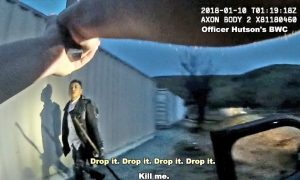 Bodycam Video: Officers Fire at Man Carrying Hatchet, Metal Pipe