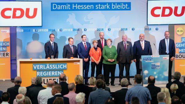 German Chancellor Christian Democrats