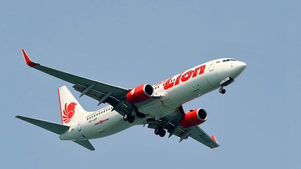 A Lion Air Boeing 737-800
