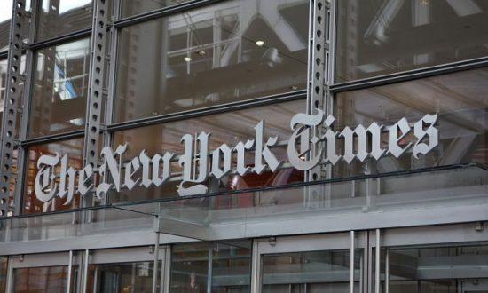 New York Times Slammed for Fictional Trump Assassination Story