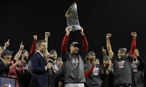 Red Sox Beat Dodgers in Game Five to Win World Series