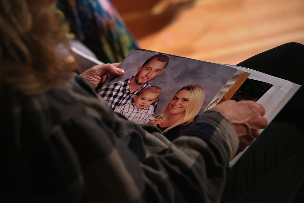 Son dies of heroin overdose