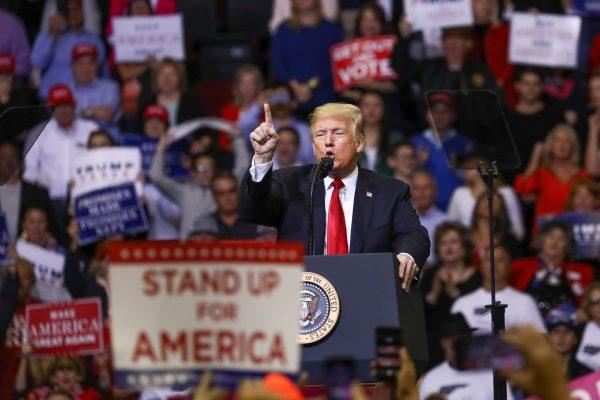 Trump MAGA rally Houston