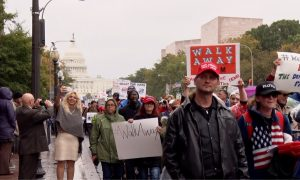Individuals Join Together to 'Walk Away' From Democratic Party