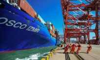 Shipping Data Reflects Slowing Chinese Economic Growth