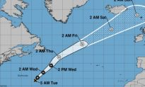 Hurricane Oscar Strengthens, Expected to Track on Path to NE Atlantic