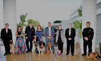 ARF Graduates 19 More Dogs to Aid Military Veterans