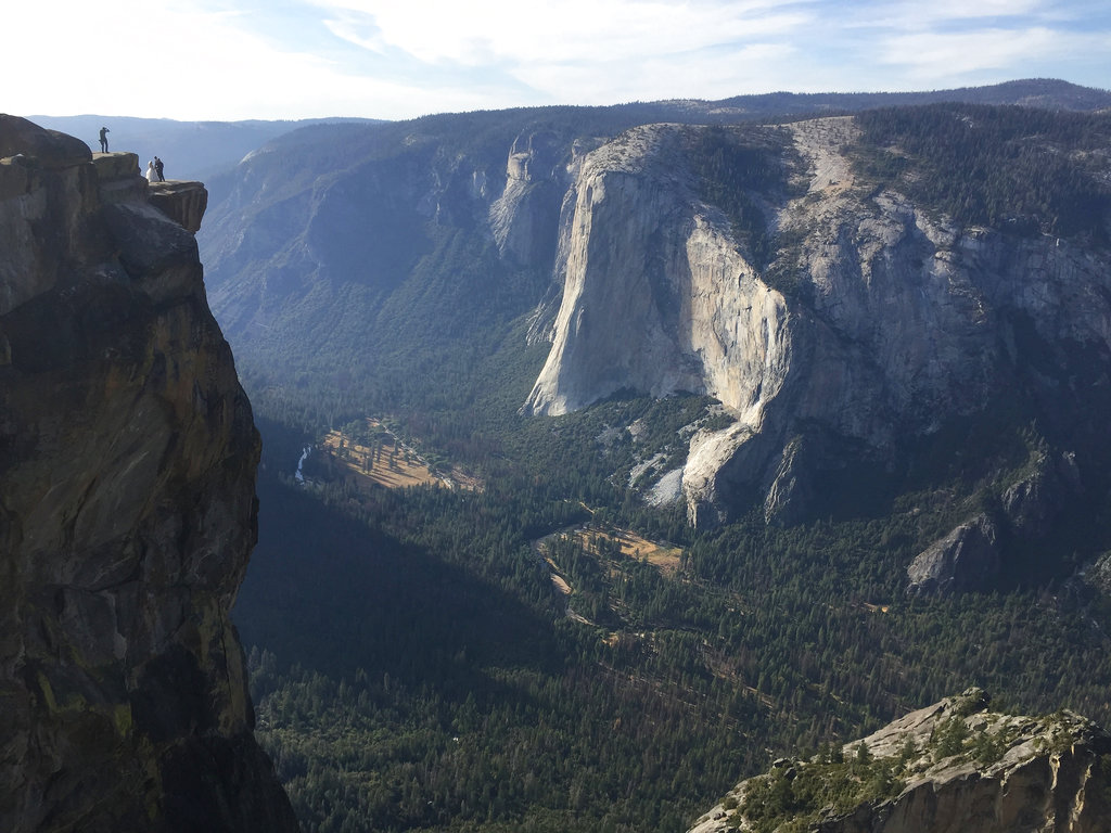 Yosemite Deaths from Tafts Point