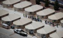 Trump Plans for Tent Cities to Stop Caravan Migrants at Border