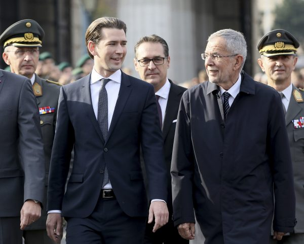 Austrian politicians