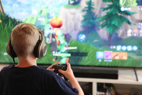 'Fortnite' has over 125 million players worldwide. (Jennie Book/www.shutterstock.com)