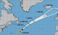Hurricane Oscar Expected to Become 'Powerful' Extra-Tropical Cyclone: NOAA