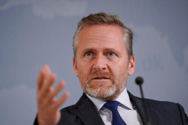 Danish Foreign Minister Anders Samuelsen