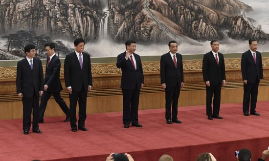 Retired Officials Are Sabotaging Xi's Foreign Policy to Prolong Communist Party Rule