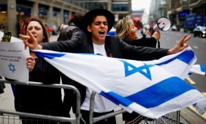 British Police Investigate Anti-Semitic Hate Crimes in Labour