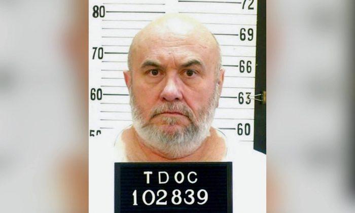 Edmund Zagorski mugshot ( (Tennessee Department of Corrections via AP)