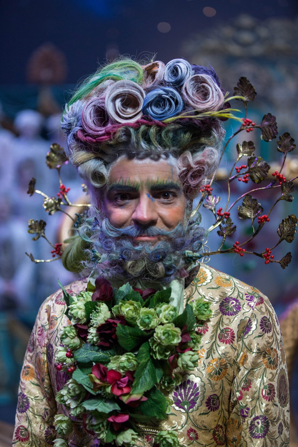 The Keeper of the Flower Realm