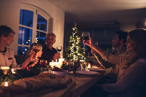 Wine is a welcome gift at any gathering. (Shutterstock)