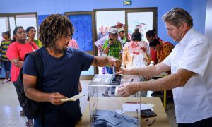 French Colony of New Caledonia Votes on Independence