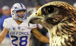 Army Cadets Seriously Injure 22-Year-Old Air Force Live Falcon Mascot in Football Prank